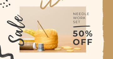 Needlework Set Special Offer