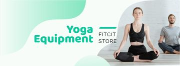 Yoga Equipment Offer