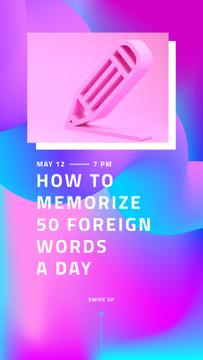 How to memorize Foreign Words