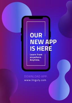 Online Foreign Languages App