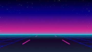 Road in Digital World