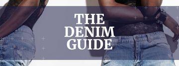Women wearing Denim clothes