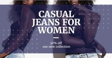 Women wearing Denim clothes