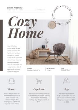 Weekly Digest of Cozy Home