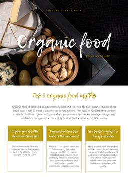 Top Organic Food Myths