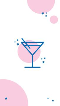 Drinks and Food icons for Restaurant menu