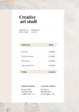 Creative Art Studio Services