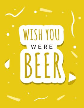 Funny Quote about Beer