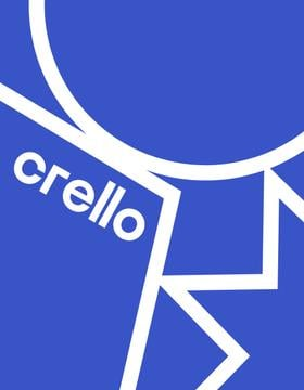 Crello Colorful Geometric pattern
