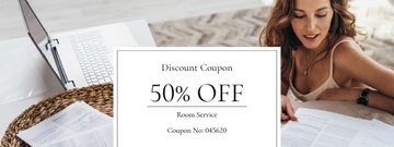 Discount Offer on Room Services