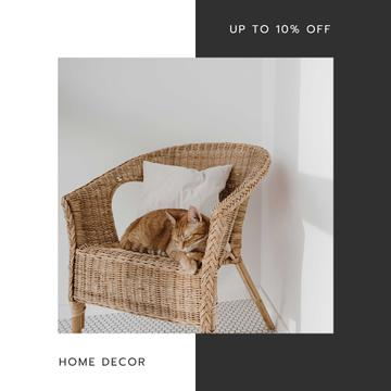 Home Decor Sale with comfortable Armchair