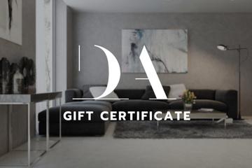 Design Studio offer with Bathroom interior