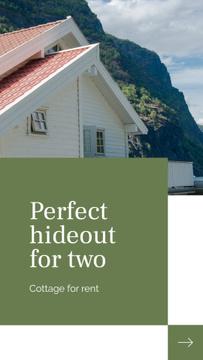 Rental Cottage overview