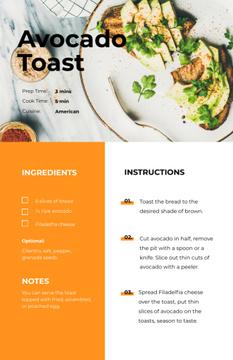 Delicious Avocado Toast