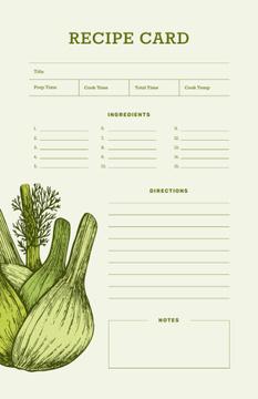 Green Onion illustration