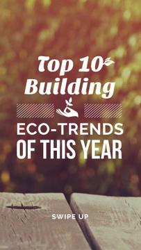 Eco friendly Building materials