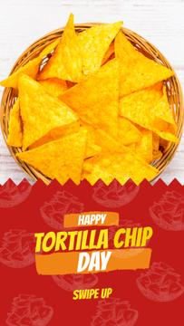 Tortilla chip Mexican dish