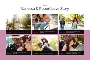 Love Story of Cute Couple on Bike
