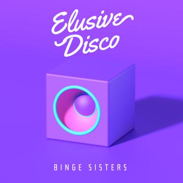 Disco Music from Loudspeaker