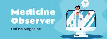 Online Medical magazine