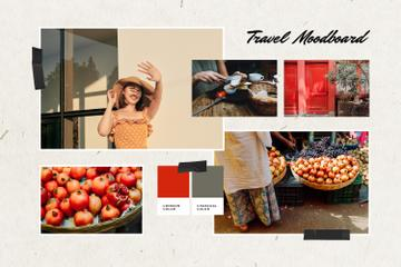 Travel inspiration with local Market