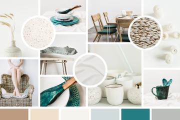 Stylish Interior decor and ceramics