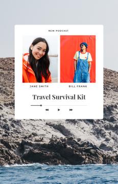 Travel Bloggers live stream