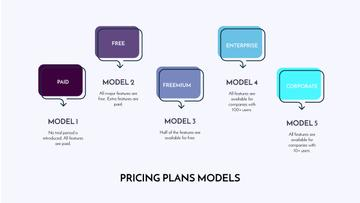 Pricing Plan options