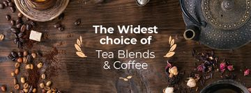 Coffee and Tea blends Offer