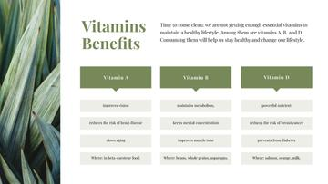 Vitamin Sources for Healthy lifestyle