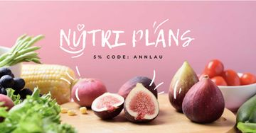 Nutri Plans offer with fresh groceries