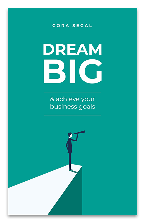 Dream big page one
