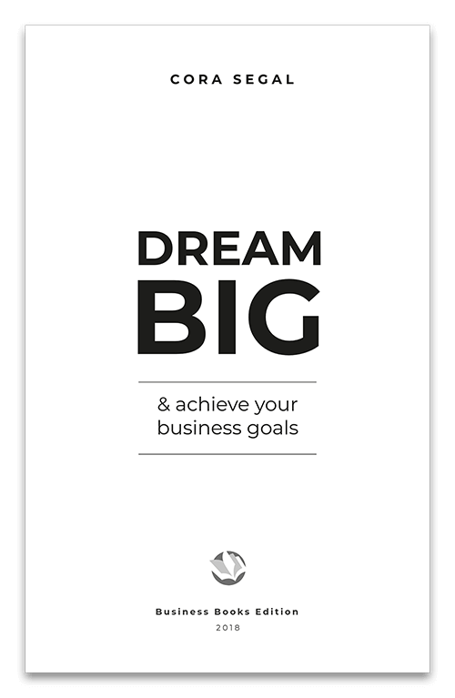 Dream big page two